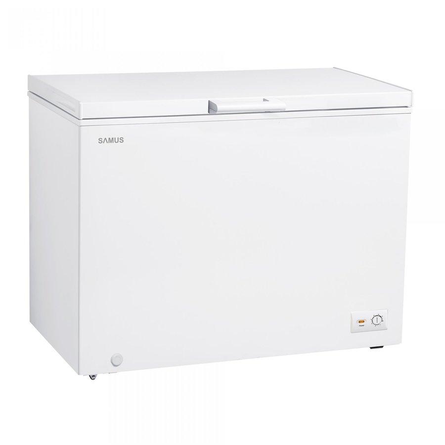 Lada frigorifica LS331A+ Capacitate 316 Litri Clasa A+ Termostat reglabil Alb