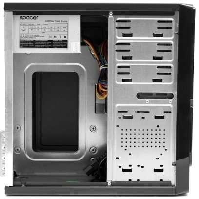 Sistem desktop Powered by ASUS Office 2021 Intel Celeron J1800 2.41Ghz 8GB RAM SSD 480GB + HDD 500GB Free DOS Black