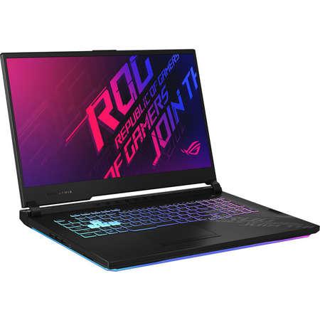 Laptop Asus ROG Strix G17 G712LV 17.3 inch FHD Intel Core i7-10875H 16GB DDR4 512GB SSD nVidia GeForce RTX 2060 Free Dos Black