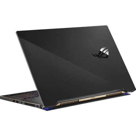 Laptop Asus ROG Zephyrus S17 GX701LV 17.3 inch FHD Intel Core i7-10750H 16GB DDR4 1TB SSD nVidia GeForce RTX 2060 Windows 10 Home Black