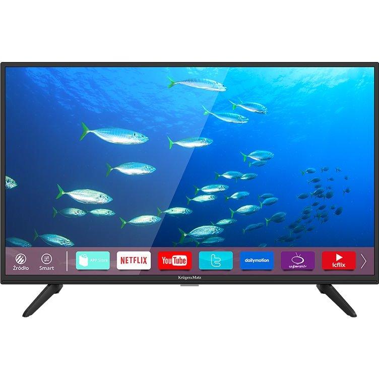 Televizor Led Smart Tv Km0232-s4 81cm Hd Black