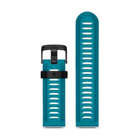 Curea smartwatch 010-12168-06 Blue pentru Garmin Fenix 3