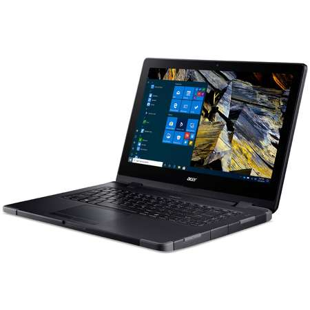 Laptop Acer Enduro EN314-51W 14 inch FHD Intel Core i5-10210U 8GB DDR4 256GB SSD Intel UHD Graphics Windows 10 Pro Shale Black