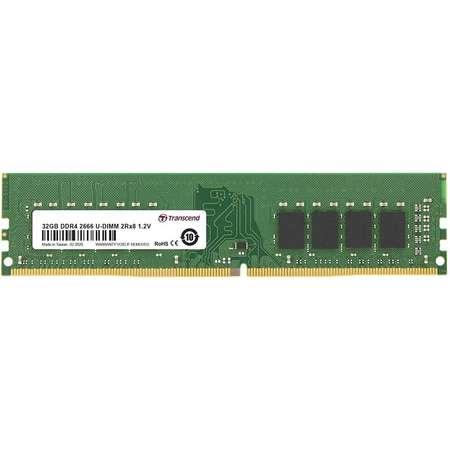 Memorie server Transcend 32GB (1x32GB) DDR4 2666MHz CL19 1.2V 2Rx8 2Gx8 Hynix