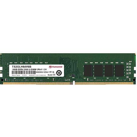 Memorie server Transcend 32GB (1x32GB) DDR4 2666MHz CL19 1.2V 2Rx8 2Gx8