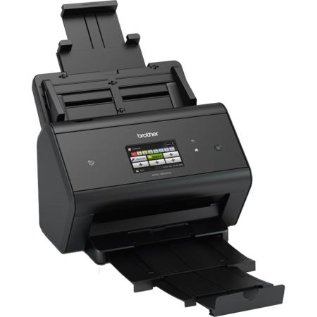 Scanner Brother ADS-3600W USB Wi-Fi A4 Black