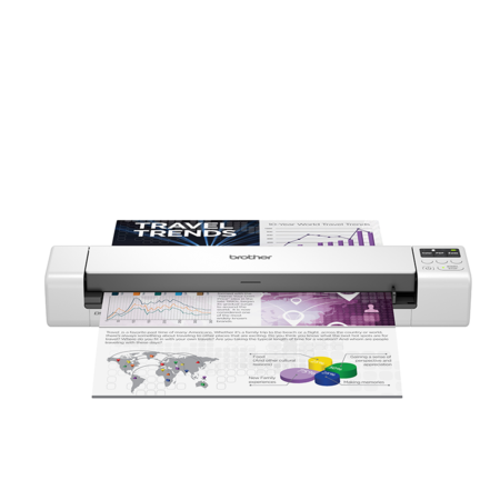 Scanner Brother DS-940DW USB Wi-Fi A4 White