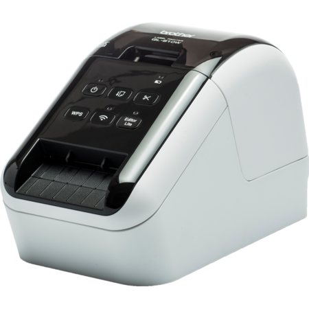 Imprimanta de etichete Brother QL-810W USB 300 dpi White Black