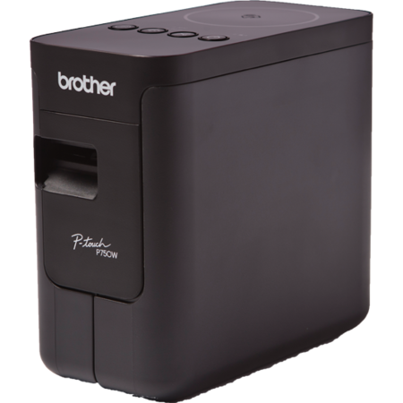 Aparat de etichete Brother PT-P750W USB Wi-Fi Black