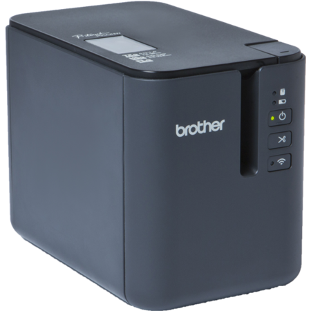 Aparat de etichete Brother PT-P950NW USB Black
