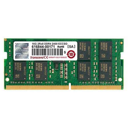Memorie laptop Transcend Premium 16GB (1x16GB) DDR4 2400MHz CL17 1.2V