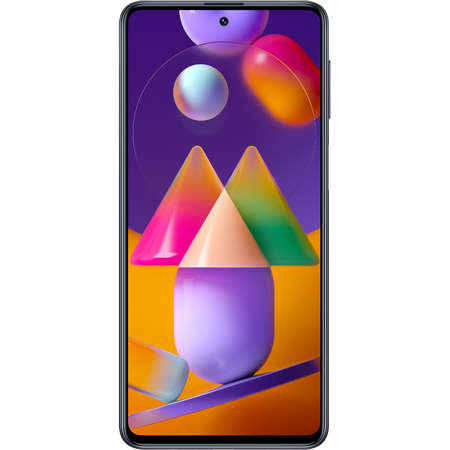 Telefon mobil Samsung Galaxy M31s Dual Sim LTE 6.5inch Octa Core 6GB 128GB Capacitate Baterie 6000mAh Black