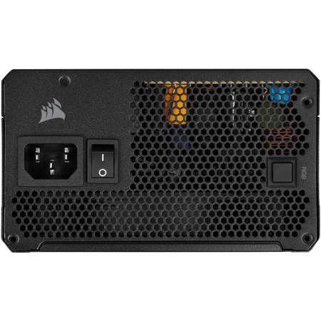 Sursa modulara Corsair CX550F RGB 550W 80 PLUS Bronze Black