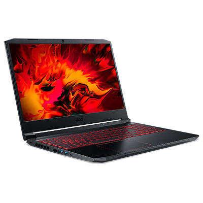 Laptop Acer Nitro 5 AN515-44 15.6 inch FHD AMD Ryzen 5 4600H 8GB DDR4 512GB SSD nVidia GeForce GTX 1650Ti 4GB Linux Obsidian Black