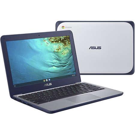 Laptop Asus ChromeBook C202XA-GJ0062 11.6 inch HD MediaTek 8173C 4GB DDR3 32GB eMMC Chrome OS Blue