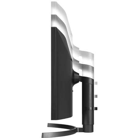 Monitor LED Curbat LG 35WN75C-B 35 inch QHD VA 5ms Black