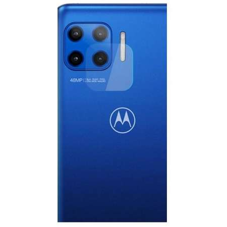 Folie protectie camera foto 3MK Flexible Glass Motorola Moto G 5G Plus Set 4 bucati