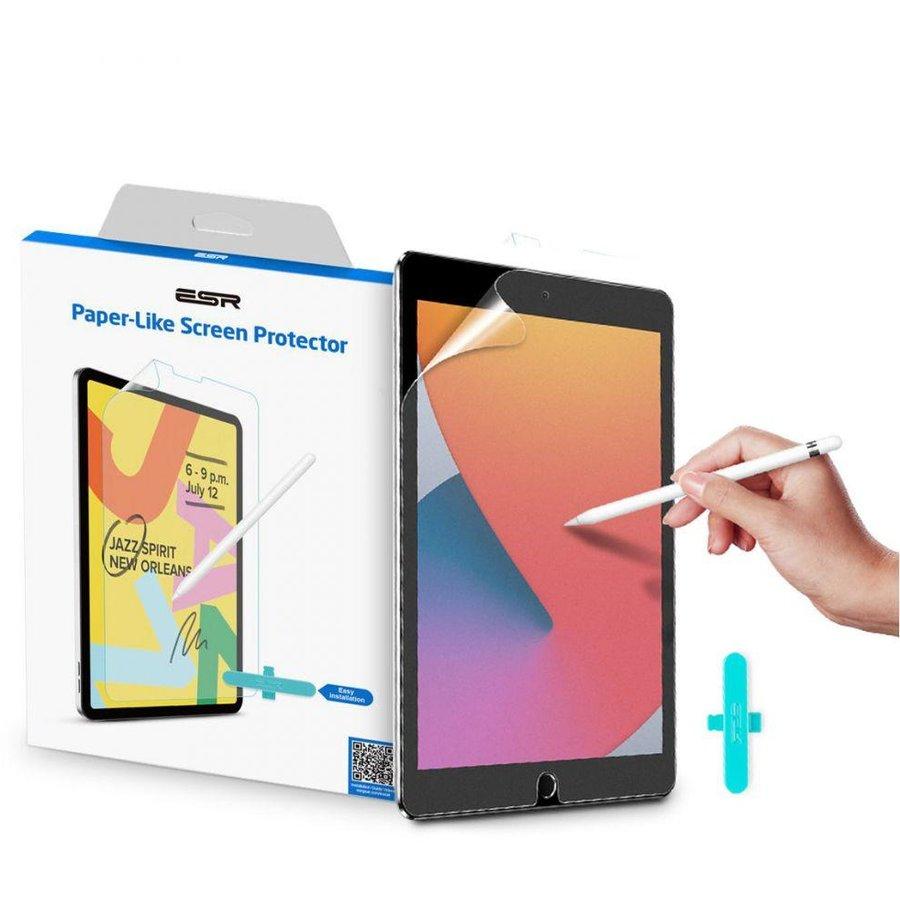 Folie protectie transparenta Paper Feel Protective Film iPad 7/8 10.2 inch (2019/2020)