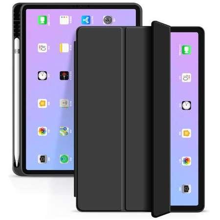 Husa TECH-PROTECT Smartcase Pen iPad Air 4 (2020) Black