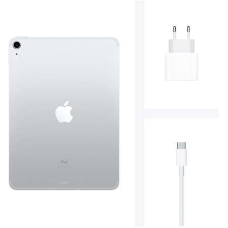 Tableta Apple iPad Air 2020 64GB 4G Silver