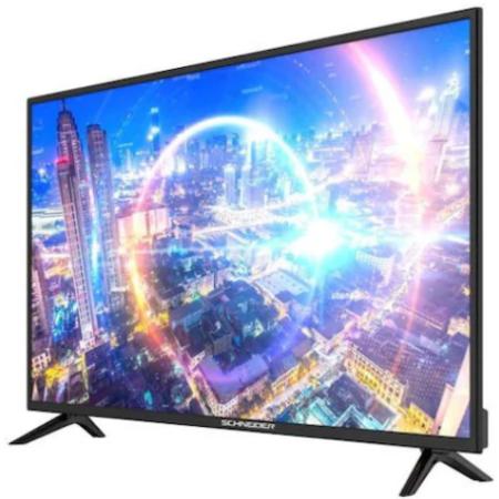 Televizor LED Smart Schneider 50SC670K 126 cm Ultra HD 4K Negru