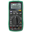 Multimetru digital profesional HOME 5 in 1 Sonda Temperatura 14 Functii Verde/Negru