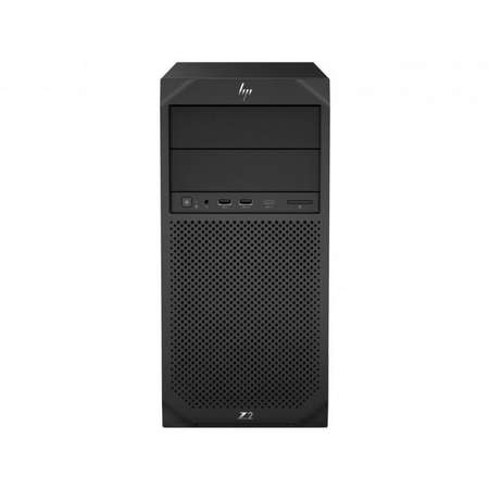 Sistem desktop HP Z2 G4 Tower Intel Core i7-9700 16GB DDR4 256GB SSD nVidia Quadro P620 2GB Windows 10 Pro Black
