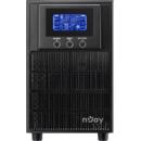 UPS nJoy Aten Pro 2000 VA Black
