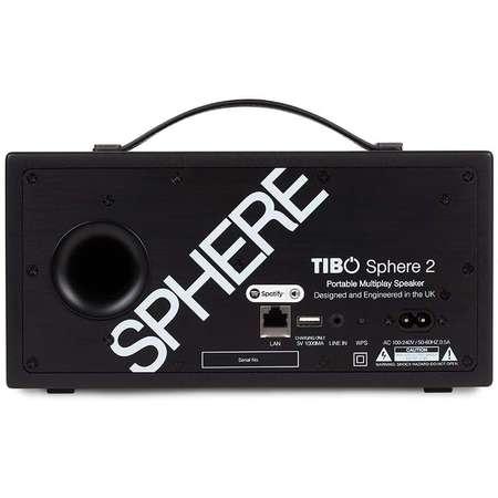 Boxa portabila TIBO Sphere2 Bluetooth Wi-Fi Black