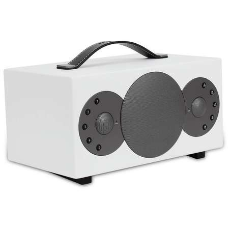 Boxa portabila TIBO Sphere2 Bluetooth Wi-Fi White