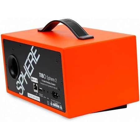 Boxa portabila TIBO Sphere2 Bluetooth Wi-Fi Orange