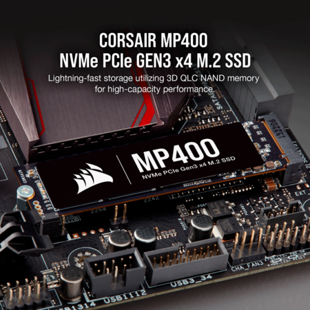 SSD Corsair MP400 8TB PCIe M.2 2280