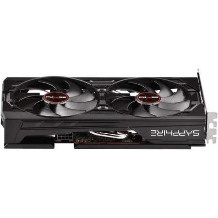 Placa video Sapphire AMD Radeon RX 5600 XT PULSE BE 6GB GDDR6 192bit