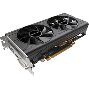 Placa video Sapphire AMD Radeon RX 570 PULSE Dual-X 8GB GDDR5 256bit