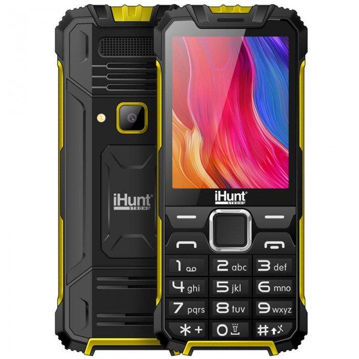 Telefon mobil i1 3G 2021 Yellow