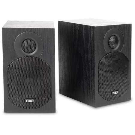 Boxe active de raft TIBO Plus 1.1 Hi-Fi 2x25W Black