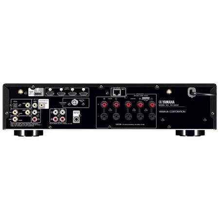 Receiver AV Yamaha RX-S602 MusicCast Slim Black