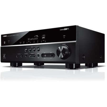 Receiver AV Yamaha RX-V485 MusicCast Black
