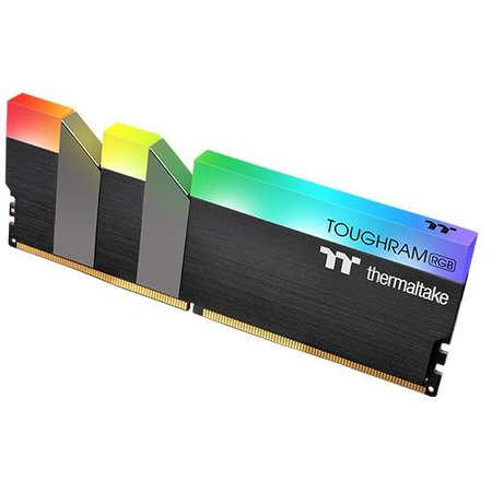 Memorie Thermaltake ToughRAM RGB 64GB (2 x 32GB) DDR4 3600MHz CL18 Dual Channel Kit