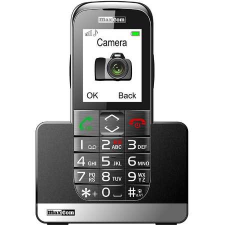 Telefon mobil MaxCom MM720BB Black