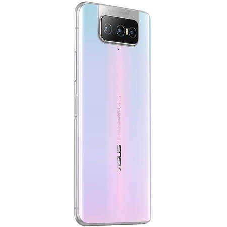 Telefon mobil Asus Zenfone 7 Pro 256GB 8GB RAM Dual Sim 5G White