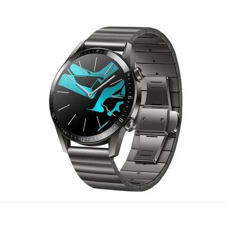 Smartwatch Huawei Watch GT 2 Elite Editition B19B 46mm Titanium Grey