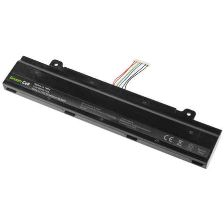 Baterie laptop Generic compatibila Acer 4400mAh Black