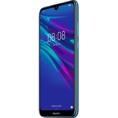 Telefon mobil Huawei Y6 2019 32GB 2GB RAM 4G Dual Sim Sapphire Blue