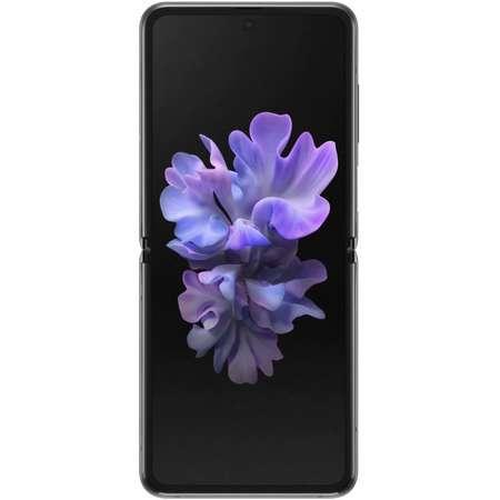 Telefon mobil Samsung Galaxy Z Flip 256GB 8GB RAM Dual Sim 5G Mystic Grey