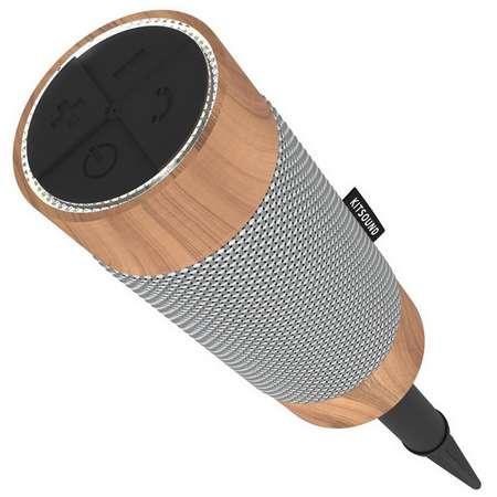 Boxa portabila KitSound Dig it Garden Speaker