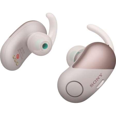 Casti Wireless Sony WFSP700N Pink