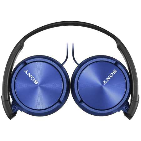 Casti Sony MDR-ZX310 Blue