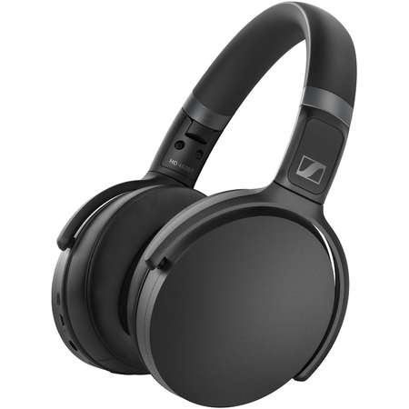 Casti Wireless Sennheiser HD 450BT Black