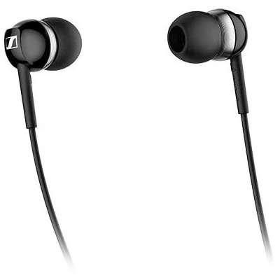 Casti Bluetooth Sennheiser CX 350BT Black